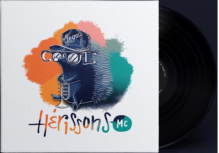 Premier EP HipHop Jazz des Hérissons MC